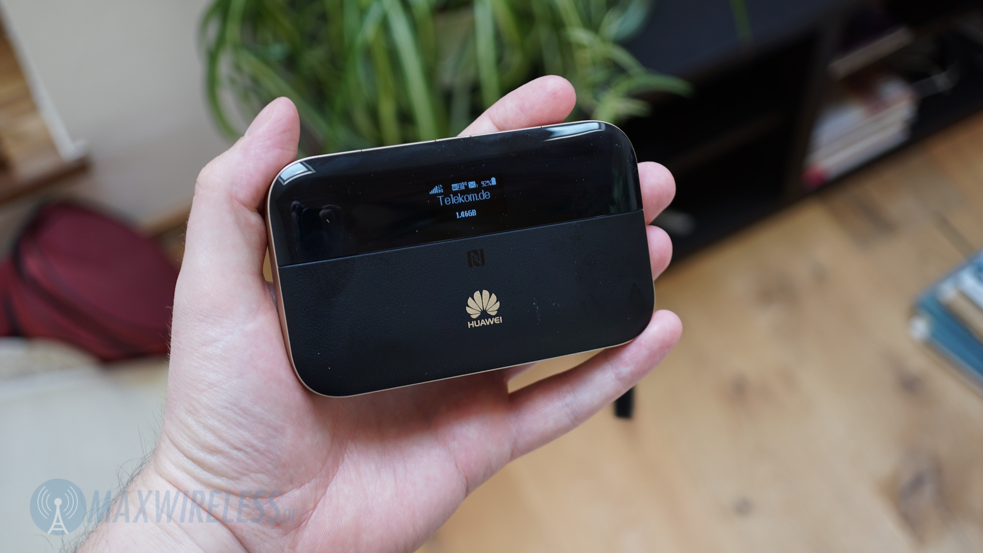 Test: Huawei E5885 Mobile WiFi Pro2 | maxwireless de