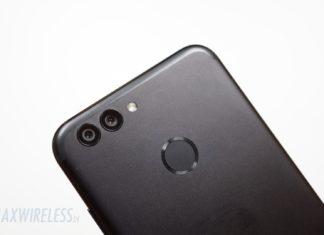 Die zwei Kamera-Linsen des Huawei Nova 2.