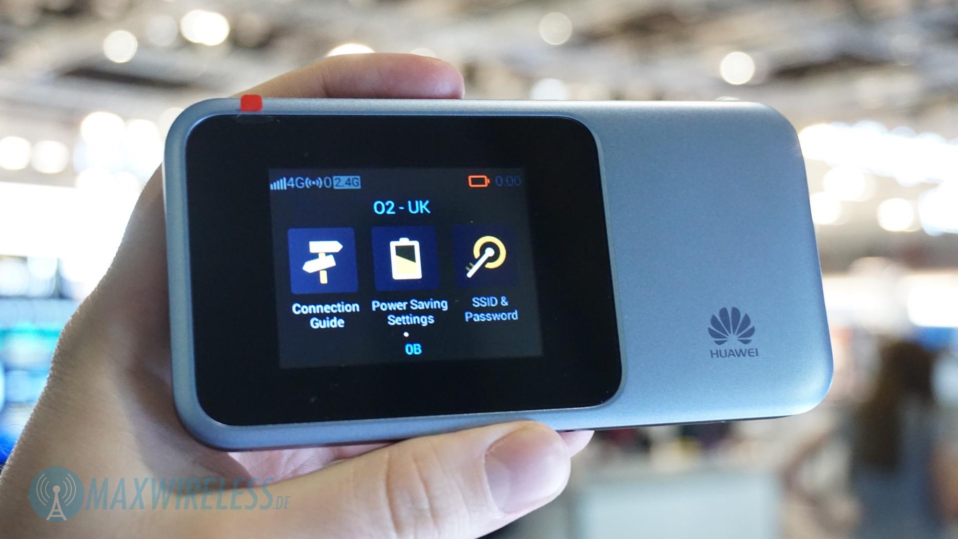 Huawei E5788 Gigabit Hotspot Jetzt In Deutschland Erhltlich Modem B310 4g Lte