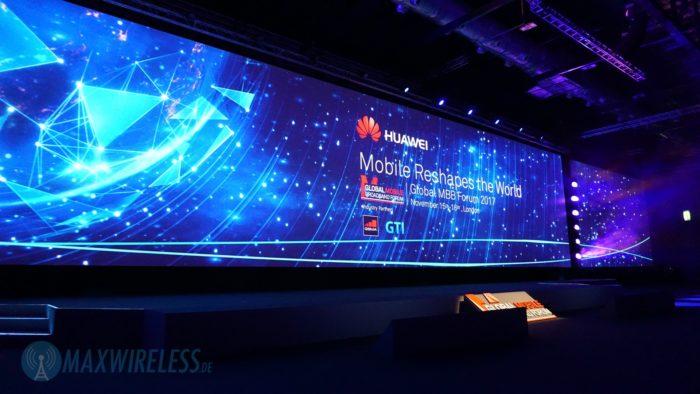 Auf dem Huawei Global Mobile Broadband Forum reden Netzbetreiber über die Mobilfunk-Zukunft.