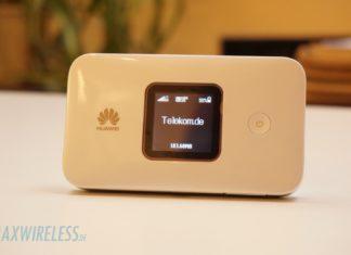 Der Huawei E5785.