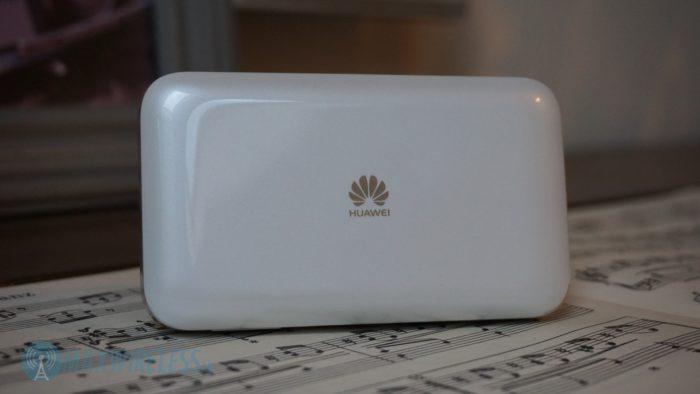 Rückseite des Huawei E5785.
