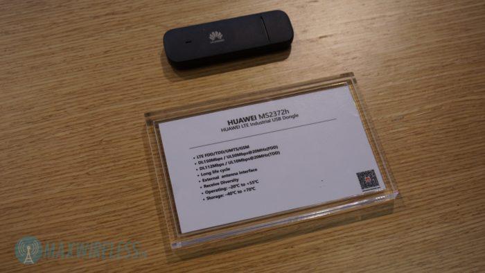 Datenblatt zum Huawei MS2372.