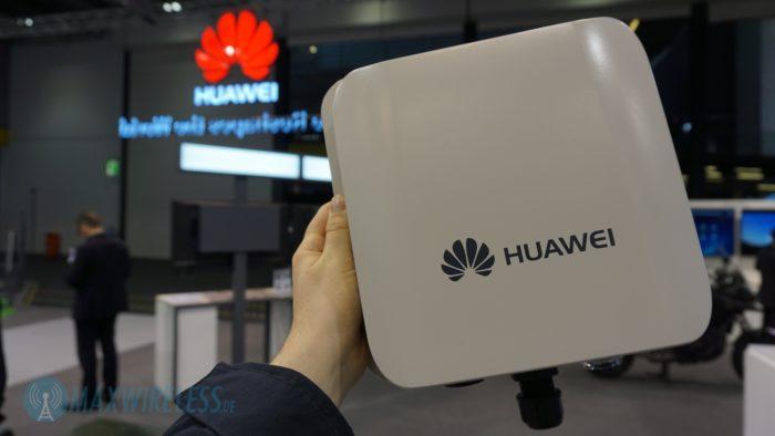 Antennen-Einheit vom Huawei B2338.