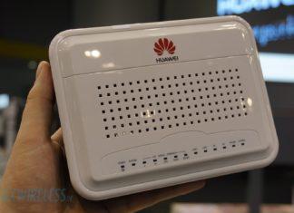 Basis des Huawei B2338.
