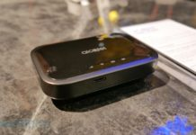 Alcatel Linkzone Cat7 Hotspot. Bild: maxwireless.de