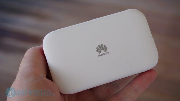 Huawei E5577Cs-321 Rückseite.