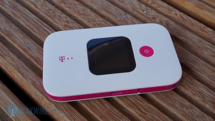 Telekom MagentaZuhause Schnellstart Router.