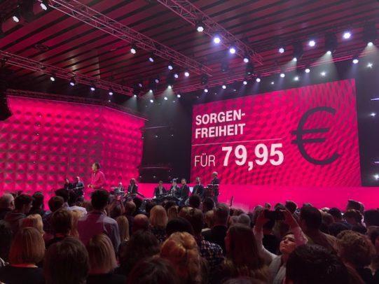 """Die Telekom verspricht beim Magenta Mobil XL Tarif """"Sorgenfreiheit"""". Bild: maxwireless.de"""