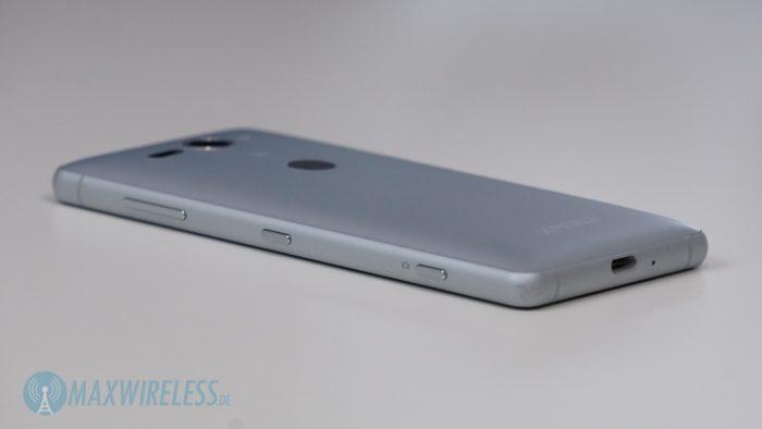 Seite Sony Xperia XZ2 compact. Bild: maxwireless.de.