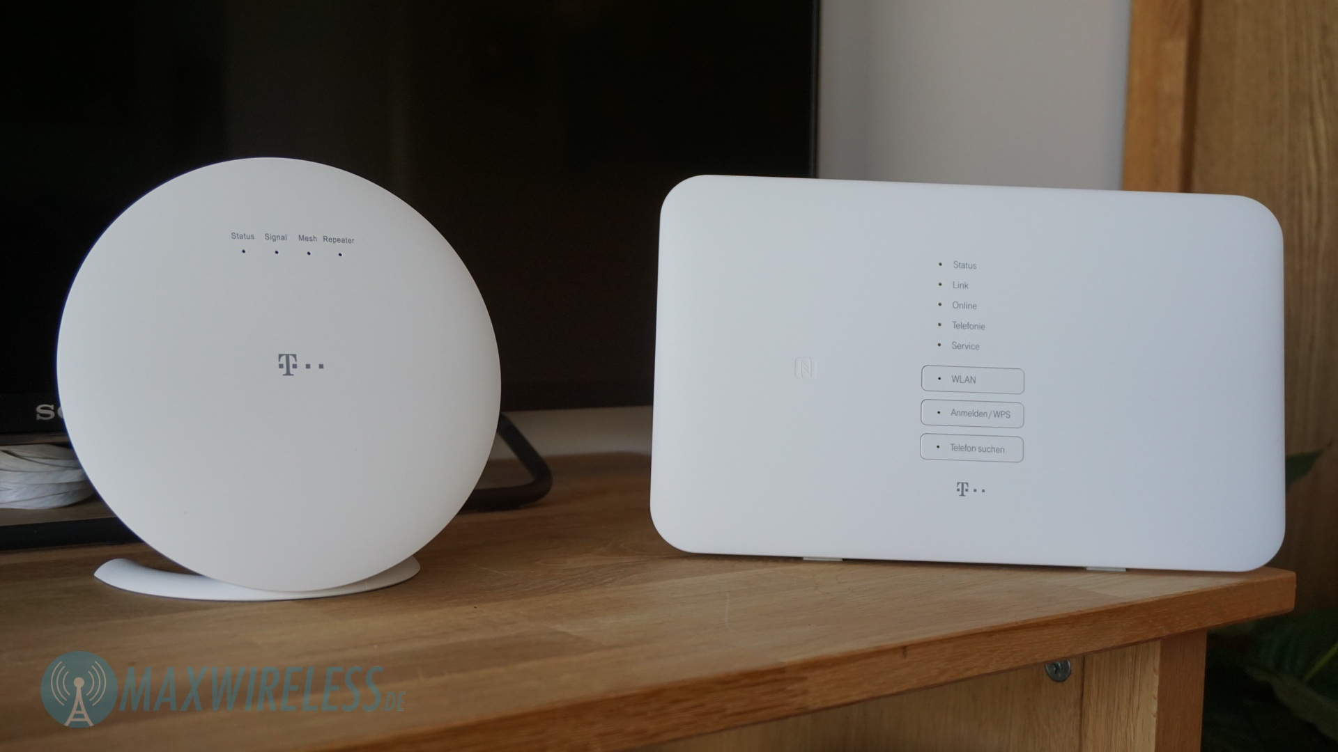 Test Telekom Speed Home Wifi Mit Speedport Smart 3 Maxwireless De