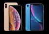 iPhone Xs und Xr. Bild: Apple.