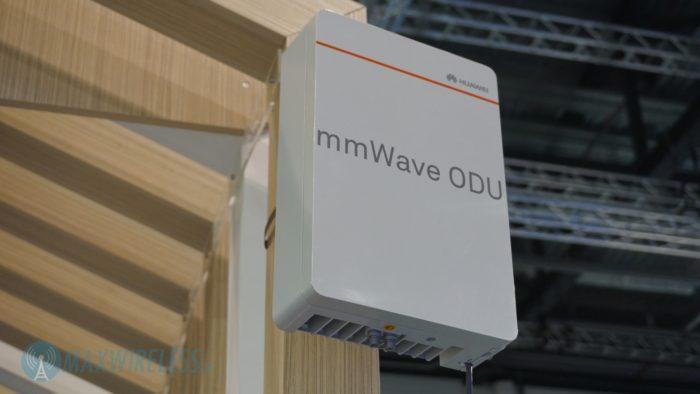 5G mmWave Outdoor-Unit für den Huawei 5G Router. Bild: maxwireless.de.