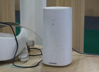 Huawei 5G Millimeter-Wellen Router. Bild: maxwireless.de.