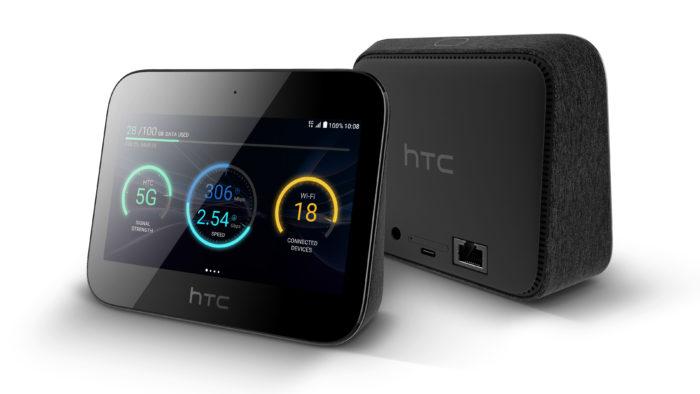 HTC 5G Hub. Bild: HTC.