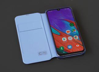 Samsung Galaxy A40 Wallet Case