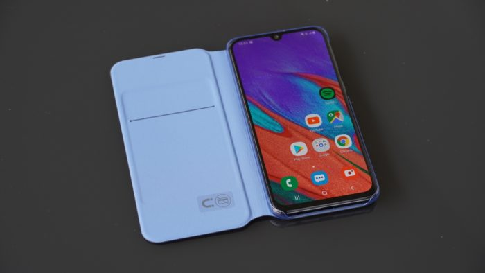 Samsung Galaxy A40 Wallet Case